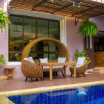 Phanomrung Puri Boutique Hotels and resorts : ห้องอาหารบาราย