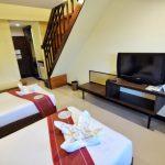 Phanomrung Puri Boutique Hotels and resorts : ห้องดูเพล็กแฟมมิลี่