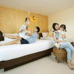 Phanomrung Puri Boutique Hotels and resorts : ห้องแฟมมิลี่