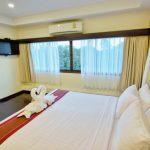 Phanomrung Puri Boutique Hotels and resorts : Grand Duplex Suite