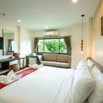 Phanomrung Puri Boutique Hotels and resorts : ห้องซูพีเรียร์เตียงเดี่ยว