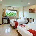Phanomrung Puri Boutique Hotels and resorts : ห้องซูพีเรียร์เตียงคู่