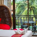 Phanomrung Puri Boutique Hotels and resorts : Superior Twin With Balcony Room