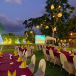 Phanomrung Puri Boutique Hotels and resorts : Banquet