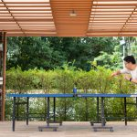 Phanomrung Puri Boutique Hotels and resorts : Table tennis