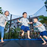 Phanomrung Puri Boutique Hotels and resorts : Trampoline